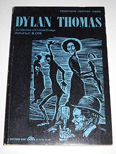 9780139193736: Dylan Thomas: A Collection of Critical Essays (20th Century Views)
