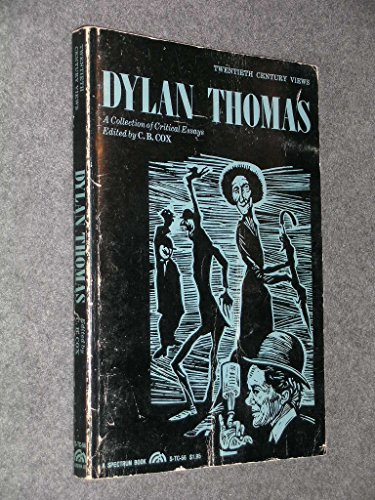9780139193811: Dylan Thomas: A Collection of Critical Essays (20th Century Views)
