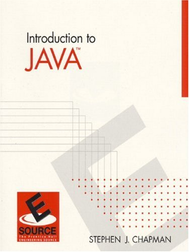 9780139194160: Introduction to Java