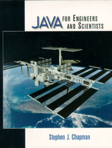 9780139195235: Java for Engineers and Scientists