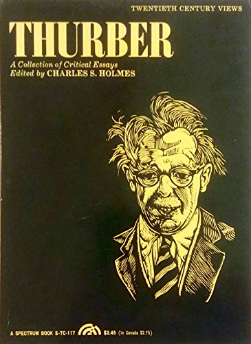 9780139207853: Thurber: A Collection of Critical Essays (20th Century Views)