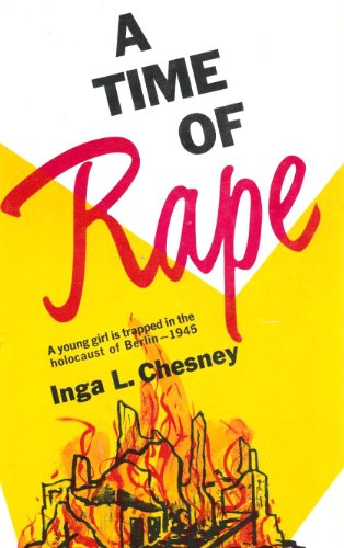 9780139220135: A time of rape