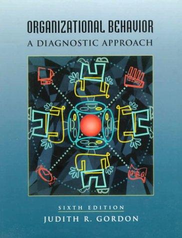 9780139228247: Organizational Behavior: A Diagnostic Approach (6th Edition)