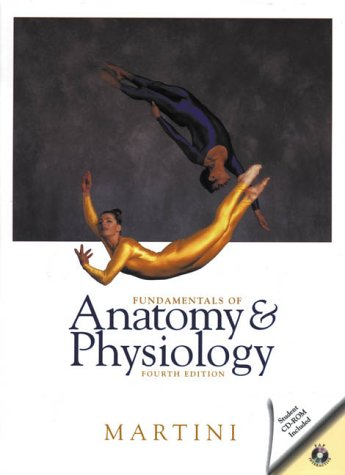 9780139230615: Fundamentals of Anatomy and Physiology: Interactive Media Edition