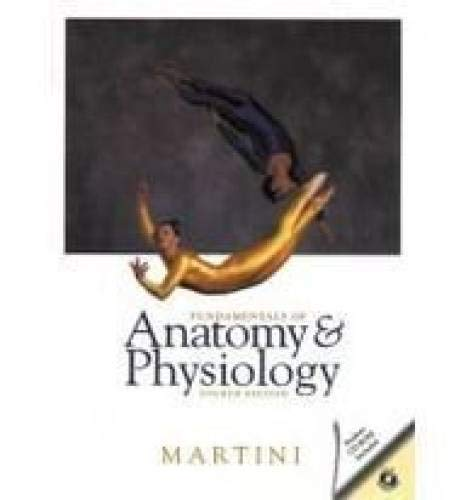 9780139230615: Fundamentals of Anatomy & Physiology