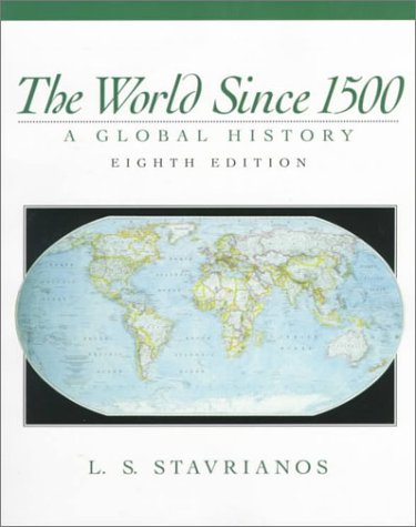 9780139239137: World since 1500, the:a Global History