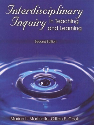 9780139239540: Interdisciplinary Inquiry in Teaching and Learning (2nd Edition)