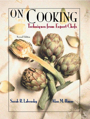 9780139241017: On Cooking, Volume 1: Techniques from Expert Chefs (2nd Edition)