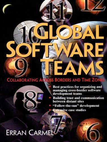 9780139242182: Global Software Teams: Colloborating Across Borders and Time Zones