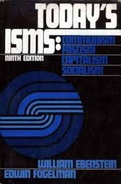 9780139244735: Today's ISMS: Communism, Fascism, Capitalism, Socialism