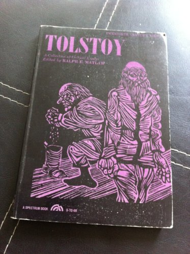 9780139247040: Tolstoy: Collection of Critical Essays (Spectrum Books)