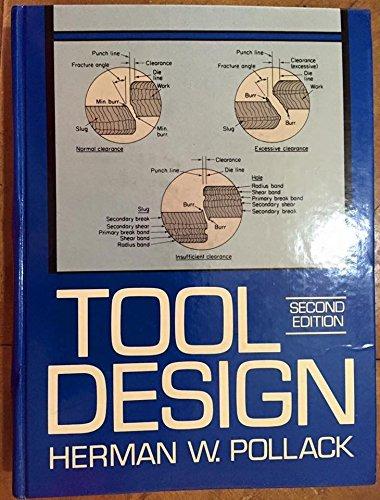 9780139251818: Tool Design