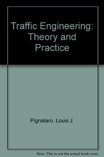 9780139262203: Traffic Engineering Theory and Practice
