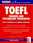 9780139269653: Arco Toefl Reading and Vocabulary Workbook (Toefl Reading and Vocabulary Workbook, 2nd ed)