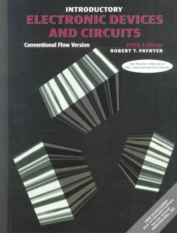 9780139272035: Introductory Electronic Devices and Circuits: Conventional Flow Version