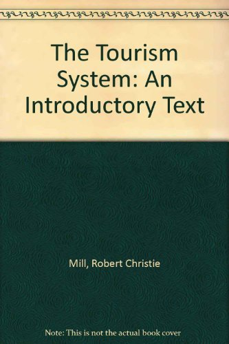 9780139280948: The Tourism System: An Introductory Text