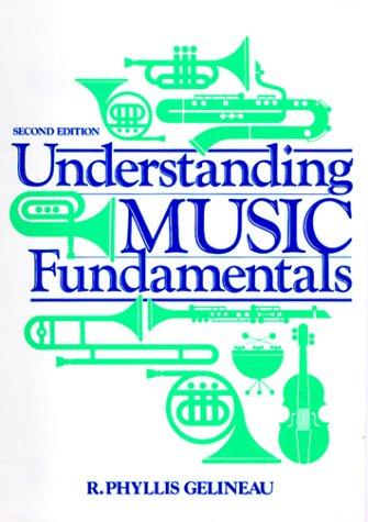 9780139287220: Understanding Music Fundamentals (2nd Edition)