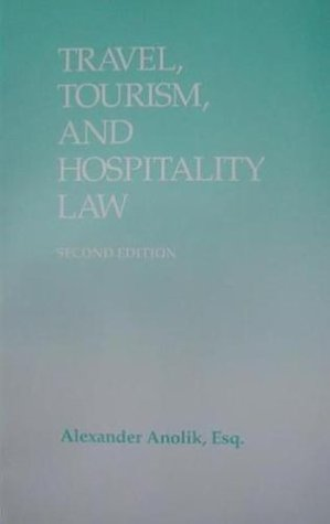 9780139289538: Travel, Tourism, and Hospitality Law