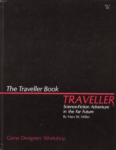 9780139302558: The Traveller Book: Science-Fiction Adventure in the Far Future