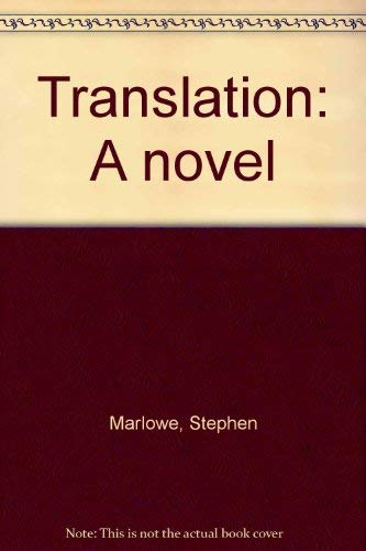 9780139303548: Translation: A novel