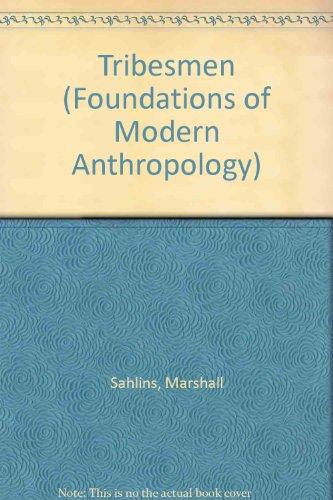9780139309335: Tribesmen (Foundations of Modern Anthropology)