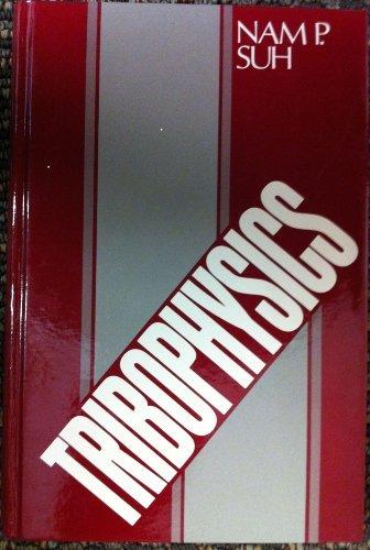 9780139309830: Tribophysics