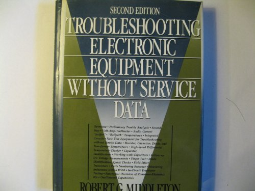 9780139311642: Troubleshooting Electronic Equipment Without Service Data