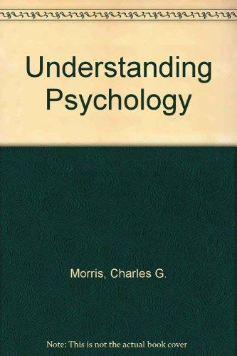 9780139319655: Understanding Psychology