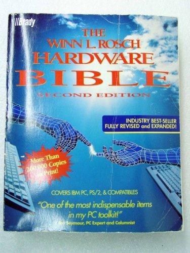 9780139322600: The Winn Rosch Hardware Bible