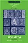 9780139332777: Mosaicos: Spanish As a World Language