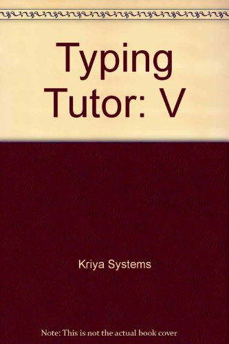 9780139340925: Typing Tutor 5 DOS