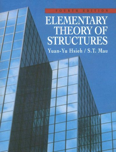 9780139344152: Elementary Theory of Structures
