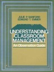 9780139356933: Understanding Classroom Management: An Observation Guide
