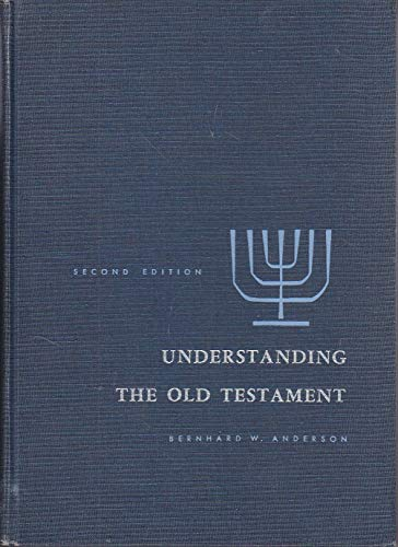 9780139361203: Understanding the Old Testament