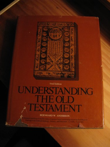 9780139361531: Understanding the Old Testament