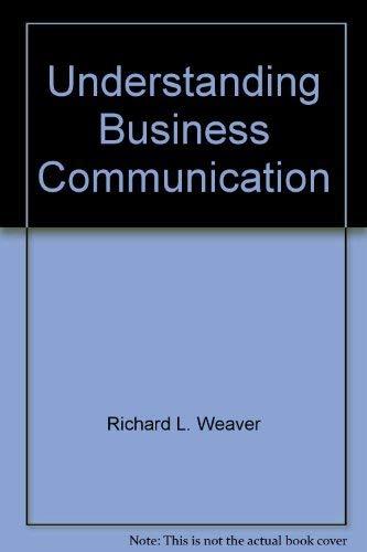 9780139369988: Understanding Business Communication