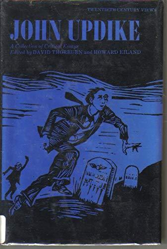 9780139376078: John Updike a Collection of Critical Essays (Twentieth Century Views)