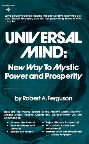 9780139380433: Universal Mind