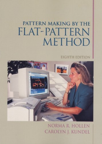 9780139380938: Pattern Making by the Flat Pattern Method (8th Edition)