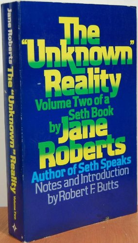 9780139388521: The Unknown Reality, Vol. 2 (A Seth Book)  : v. 2