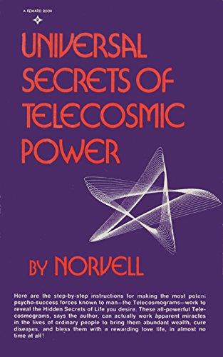 9780139389283: Universal Secrets of Telecosmic Power (Reward books)