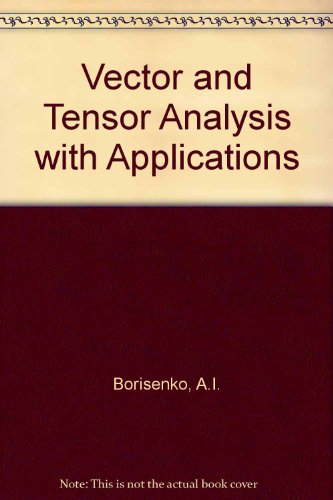 9780139413858: Vector and Tensor Analysis with Applications