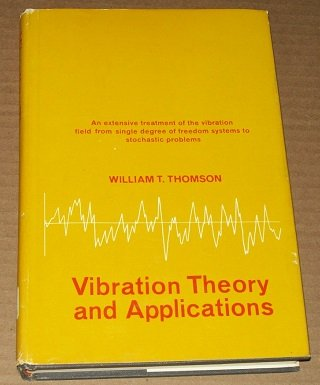 9780139417405: Vibration Theory and Applications