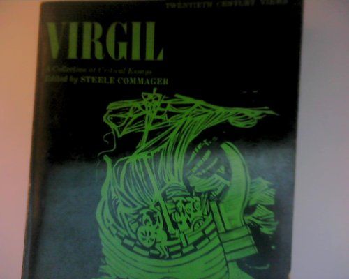 9780139421938: Virgil: A Collection of Critical Essays (Spectrum Books)