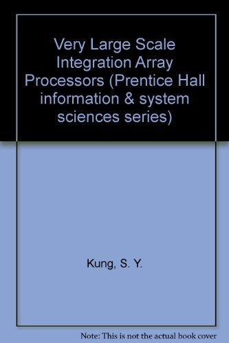 9780139427497: Vlsi Array Processors (Prentice Hall Information and System Sciences Series)