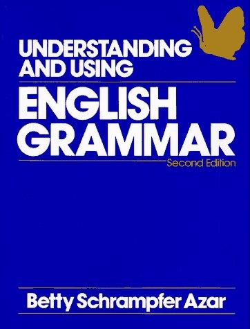 9780139436147: Understanding and Using English Grammar