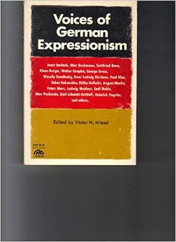 9780139437045: Voices of German Expressionism (Spectrum Books)