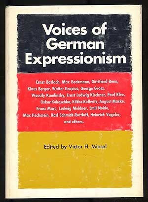 9780139437120: Voices of German Expressionism (Spectrum Books)