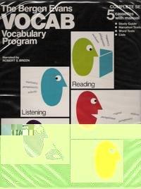 9780139450723: The Bergen Evans VOCAB Vocabulary Program