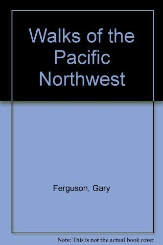 9780139450808: Walks of the Pacific Northwest